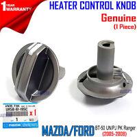Genuine Mazda BT-50 UN Ford Ranger PJ 05+ Heater Control Knob BT50 UR58-61-195C