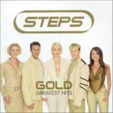 CD Album Steps Gold Greatest Hits Compilation Best of