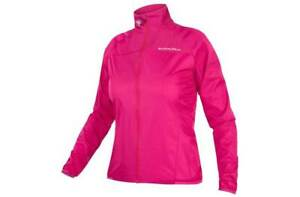 Endura Womens Xtract Jacket Pink Size S New with Tags Free P&P UK