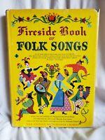 Fireside Book of Folk Songs, Margaret Boni, Alice & Martin Provensen, 17th, DJ