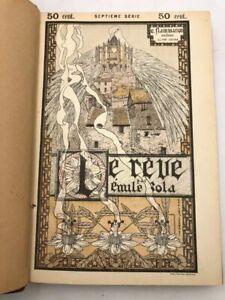 Le Rêve. / Emile Zola / 1892
