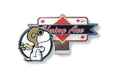 LITE Snoopy golf ball marker Flying Ace