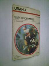 URANIA 825 SUPERNORMALE di J HUNTER HOLLY