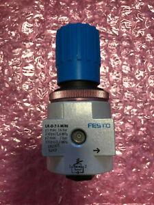 FESTO 192301, Druckregelventil LR-1/4-D-7-I-MINI, Neuwertig