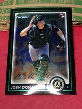 Josh Donaldson 2010 Bowman Chrome Draft Picks Rookie Card #BDP43 AL MVP!!