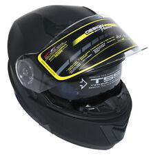 DOT Flip up Modular Full Face Motorcycle Helmet Dual Visor Motocross M L XL US
