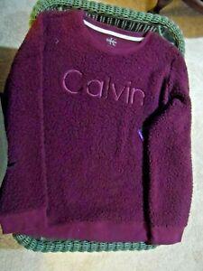 Calvin Klein Garnet Pullover - XXL - NWT