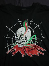SPIDERS AND SNAKES ©1991 XL Concert Rock T-shirt - NEVER WORN, NEVER WASHED