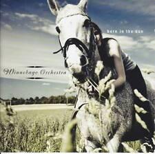 WINNEBAGO ORCHESTRA - born in the sun CD