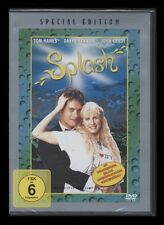 DVD SPLASH - EINE MEERJUNGFRAU AM HAKEN - SPECIAL EDITION - TOM HANKS ** NEU **