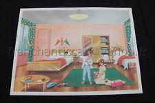 C713 Affiche école vintage scolaire Chambre Salle à manger voiture Rossignol