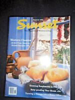 Sunset Magazine Jan 1987 All-Time Favorite Recipes Sturtevant Photography UCLA