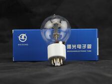 2pcs Shuguang 6N8PA(6SN7-T,CV181-Z)White porcelain Matched Pair Vacuume Tubes