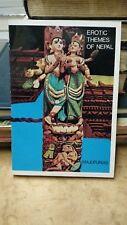 RARE!  EROTIC THEMES OF NEPAL.1989, Majupurias India