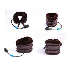 Air Gonflable Cervical Minerve Magnétique 3 Coussin Cou Douleur Tracteur Support