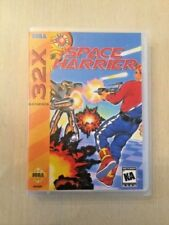 Universal Sega 32X Replacement Case - Space Harrier (NO GAME!)