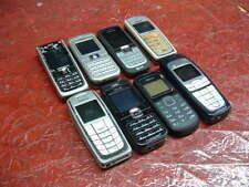 Lot of 8 Nokia:6030,3120,2865,2128,2610,6010 AT&T T-Mobile GSM Parts & Repair