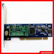 x100p 1 Port FXS Card FXO Card Issabel FreePbx AsteriskNow asterisk FXS board