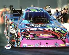 Courtney Force NHRA Drag Racing Authentic Signed 8X10 Photo PSA/DNA #AB43624