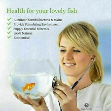 SunGrow Mineral Rocks: For Fishes to live, mate & Breed, Purifies Aquarium water
