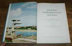 Architecture: Moderne Schwimmstaetten der Welt. Modern Swimming Pools of World