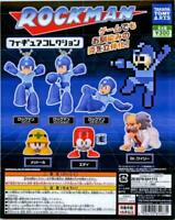 NEW LOT of 6 Takara Tomy ROCKMAN MEGAMAN Figure Collection From JAPAN