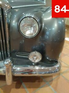 Bentley S1 2x Headlight Retrofitting E-Certified +