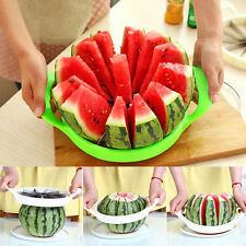 Watermelon Cutter Slicer Stainless Steel Fruit Perfect Corer Slicer 22CM Large V
