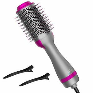 NEW One Step Hair Dryer  Volumizer Upgrade Hot Air Brush Dryer Brush Styler USA