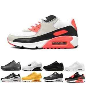 Sports shoes 90 air cushion shoes men and women running shoes UK3-UK11