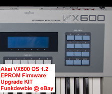 Akai VX600 OS 1.2 EPROM Firmware Upgrade KIT