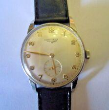Orologio LONGINES Calatrava Ultra raro 23Z uomo manuale 1950/59