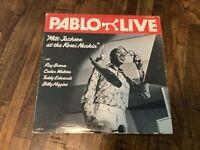 MILT JACKSON - Live At The Kosei Nenkin (PABLO LIVE 2 x LP)