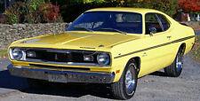 Plymouth Duster side stripe Tail Panel Stripes 3M new 1970 340 hemi mopar