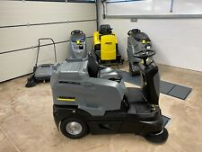 More details for karcher km 90/60 bp adv, battery ride on sweeper, 93 hours excellent condition