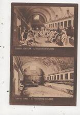 Pompei Com Era Il Frigidarium Muliebre Italy Vintage Multiview Postcard 894a