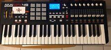 AKAI PROFESSIONAL MPK49 USB/MIDI PERFORMANCE KEYBOARD