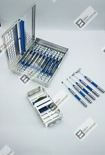 Dental Soft Brushing Kit,Composite Filling Instruments,Periotomes PDL Ligament