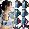 Adjustable Sport Running Jogging Gym Armband Phone Holder For Apple iPhone, iPod