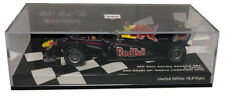 Minichamps Red Bull RB6 Abu Dhabi GP 2010 - Sebastian Vettel 1/43 Scale