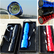 Light 3W Mini Handy Outdoor Bulb Torch LED Flashlight For Sport Camping Lamp