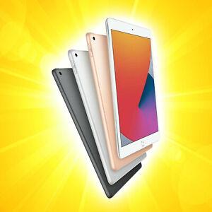 Apple iPad 8. Gen 2020 32GB / 128GB, Wi-Fi, 10,2 Zoll - versch. Farben (NEU/OVP)