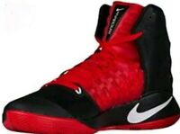 promo code 23b92 ac5df Nike Mens Hyperdunk 2016 Basketball Shoes Size 12 Black Red Excellent  Condition