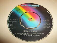 """JIMMY ONDO """" FAISONS L'AMOUR """" 7"""" SINGLE MCA 328 EXCELLENT 1977"""