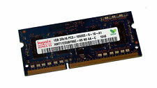 4 x 1GB = 4GB PC3-10600S DDR3 Laptop RAM Memory SODIMM PC10600S PC8500S