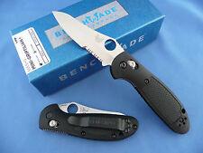 Benchmade 555SHG Mini Griptilian Axis Knife Combo Edge 154CM 555S