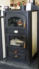 chauffage au bois Poêle chaudière Plaque Four Cuisinière cheminée 23Kw PRITY