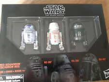 Star wars A New Hope Black Series Red Squadron Exclusive.