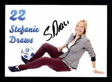 Stefanie Draws Autogrammkarte 1 FFC Turbine Potsdam 2013-14  + A 130013
