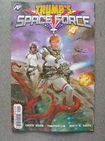 TRUMP SPACE FORCE #1 One-Shot (2019 ARACADIA Comics VF/NMNTARCTIC